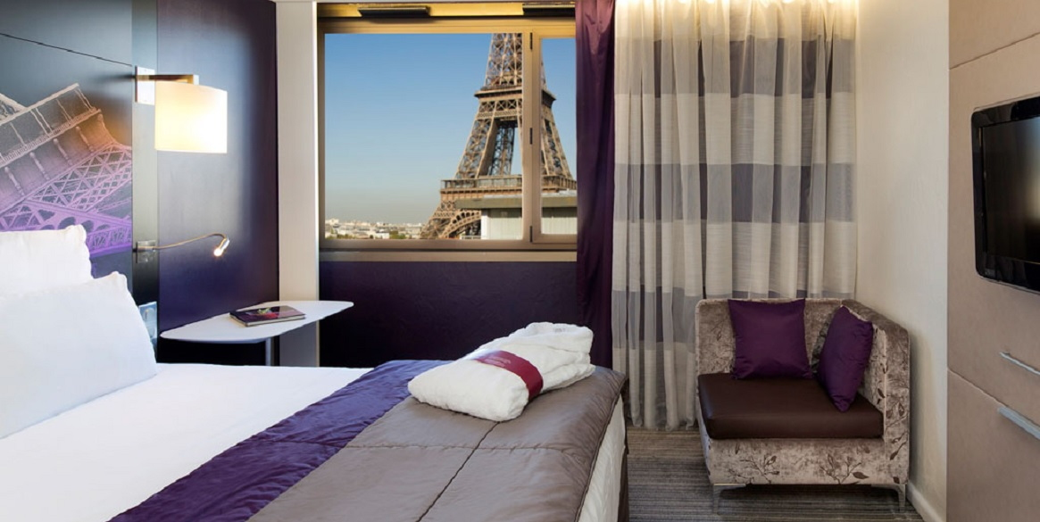 15 Paris Hotels With Incredible Eiffel Tower Views X Days In Y