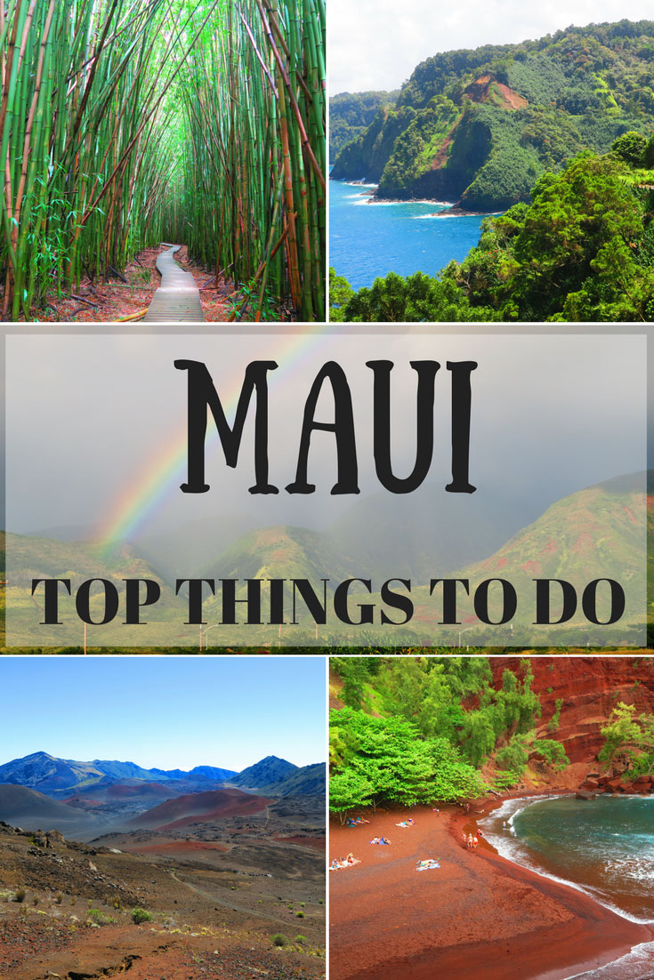 Top 10 Things To Do In Maui  Hawaii Travel Guide