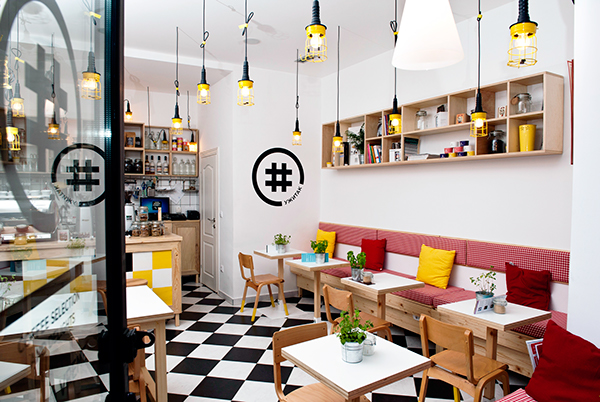 Inspiring Cafe & Coffee Shop Interior Design Ideas XDesigns