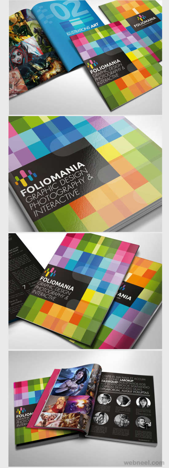 20 Brilliant Brochure Design That Work XDesigns