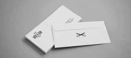 70 Envelope Design That Don't Suck XDesigns