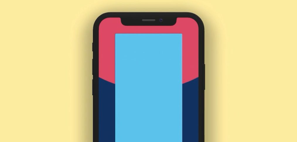 XD auto animate mobile freebie