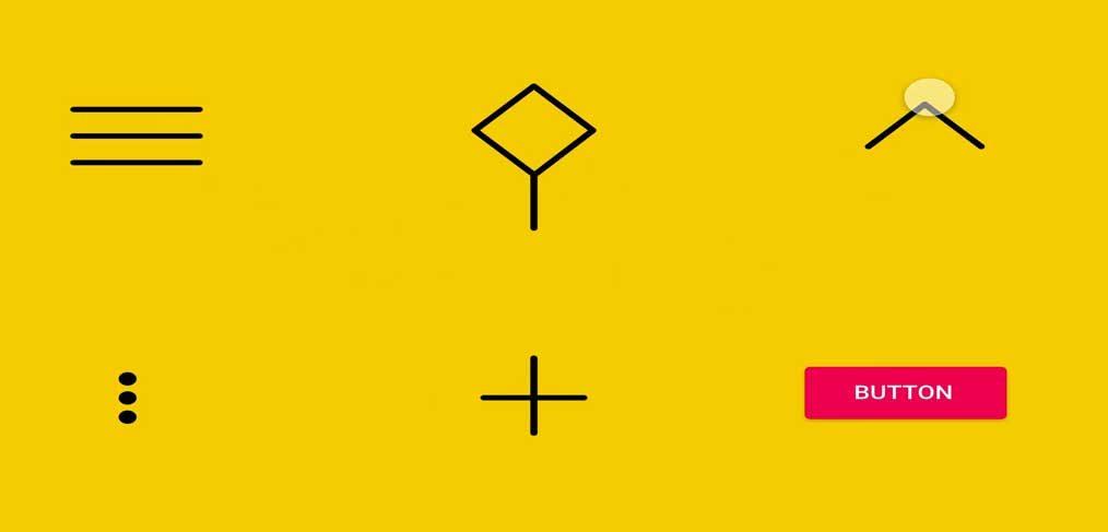 Animated XD Icons Set