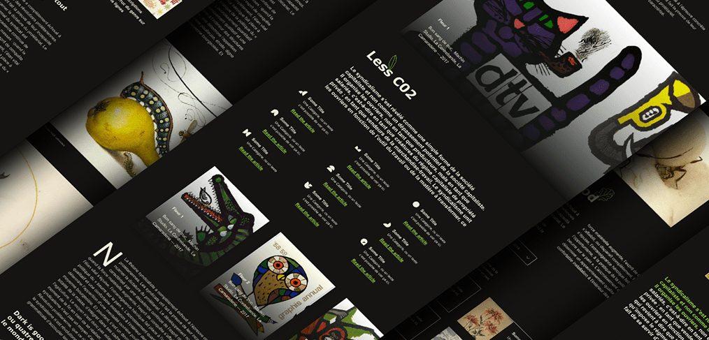 Radical Free UI kit for Adobe XD
