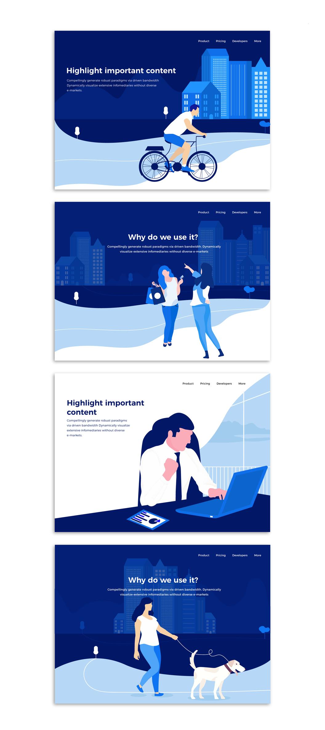 Dice Illustrations Volume 2 – Иллюстрации с мощной визуальной концепцией