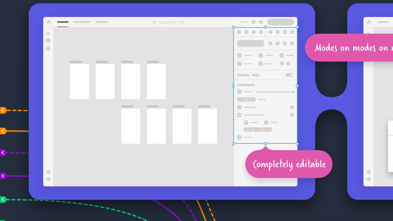 Создайте свою собственную функцию Adobe XD с помощью этого UI Kit