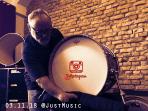 Rossi Rossberg, Stimmbetörer, hört Stimmen aus dem Tom - 03.11.18 - Justmusic Berlin #JustDrums #2days2018