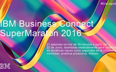 IBM Business Connect Super Maratón 2016