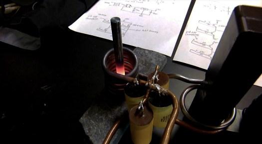 Induction Heating Circuit Induction Heating Dan39s Workshop Blog