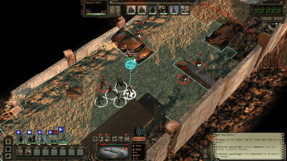 Review and Tips: Wasteland 2 (4/6)