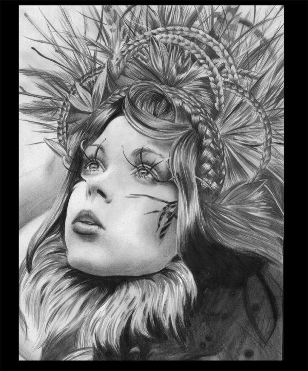 Pencil Art 2 Xemanhdep