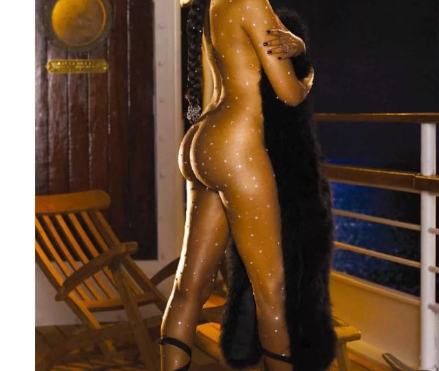 Celebrity Nudes Black Playboy