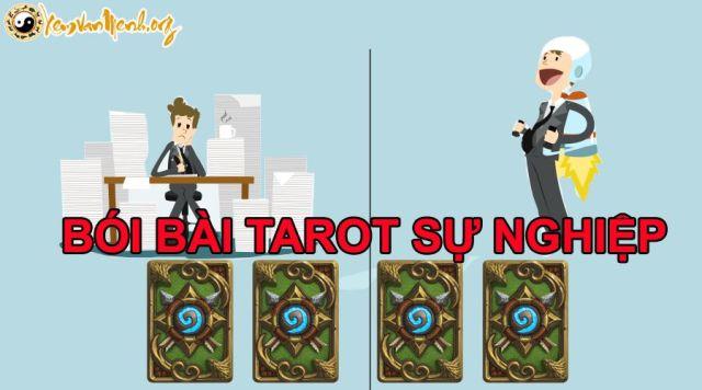 Bói bài Tarot về sự nghiệp