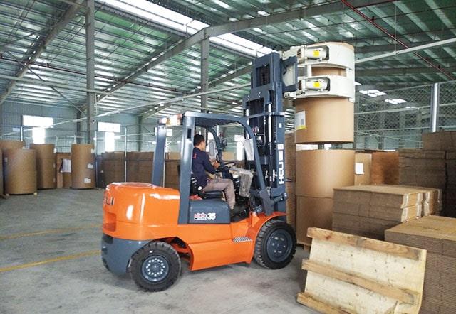 Mẫu xe nâng Heli được tin dùng trong năm 2021 tại thị trường Việt Nam 7