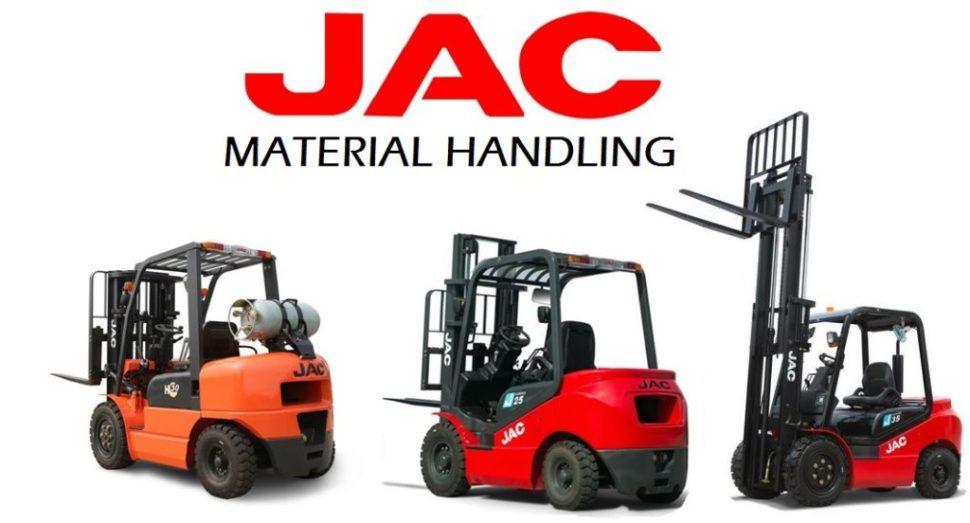 Xe nâng hàng JAC