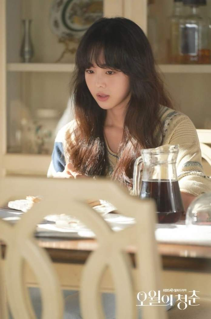 Pic 1 - Geum Sae Rok and Lee Sang Yi have great sibling chemistry