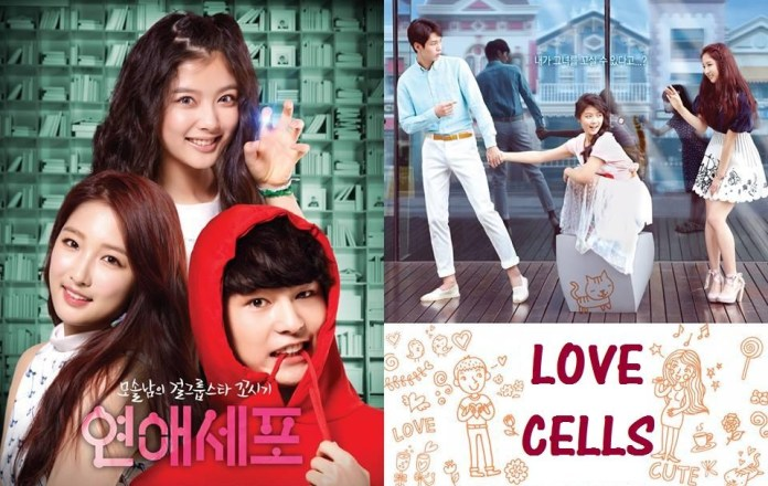 Cover - Love Cell Korean dramaReview