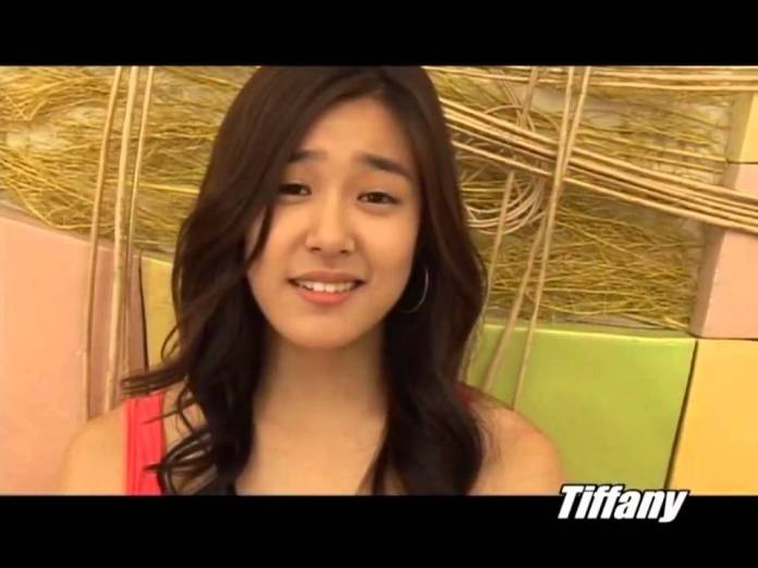 Pic 4 - Full profile of Tiffany (SNSD)