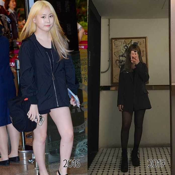 Pic 6 - Do you know Park Ji Min's weight loss?