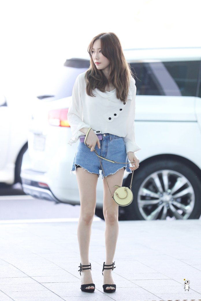 Pic 3 - Do you know Taeyeon's weight loss?