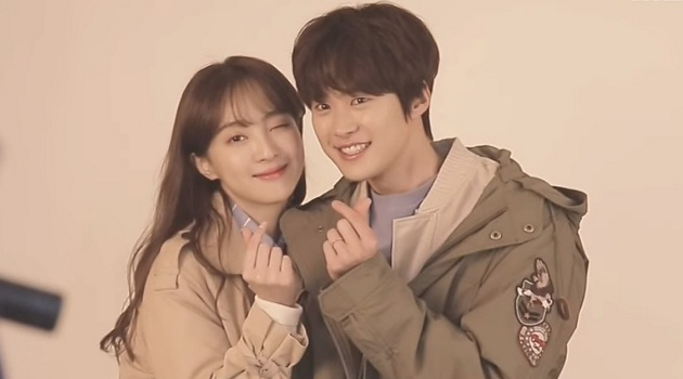 Pic 1 - Do you know the relationship between Gong Myung and Jung Hye Sung?