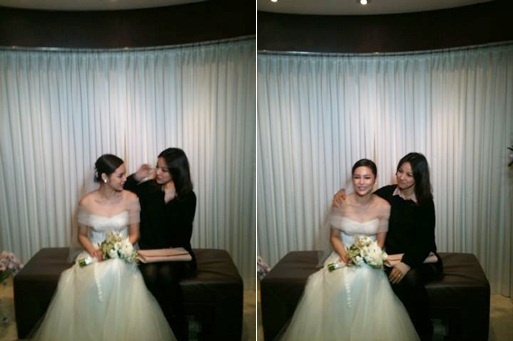 Pic 3 - Do you know Park Si Yeon divorce?