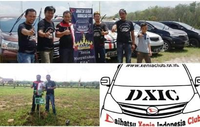 Dalam rangka memeriahkan HUT RI ke-72 keluarga besar DXIC Regional Lampung menggelar kegiatan Peduli Lingkungan