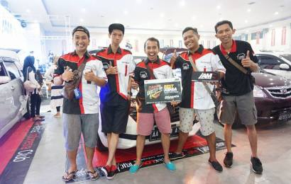 "DXIC Yogya Raih "" ""The Best Xenia"" di IAM Indonesia Automodified"