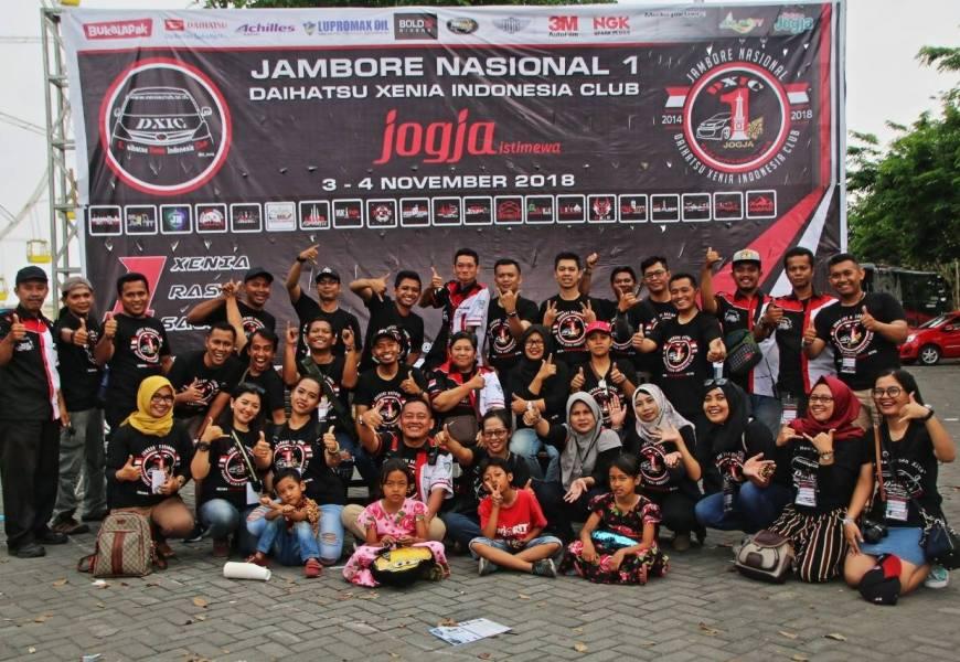 DXIC Gelar Jambore Nasional Pertama