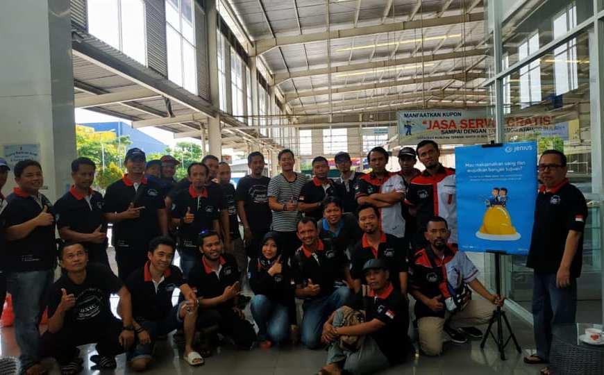 Kopdar Service DXIC Jabodetabek – HI Lovers