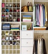 Entry Closet Organization Ideas - Home Design Architecture