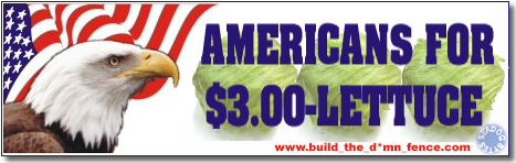 Three-Dollar Lettuce