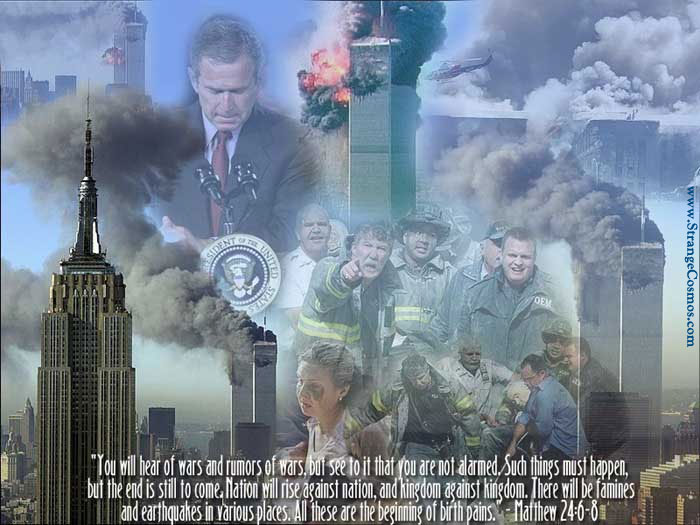 inspring 9/11 montage