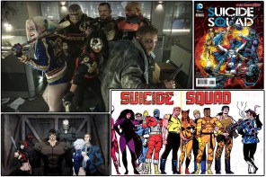 Just Who Are The <i>Suicide Squad</i>?