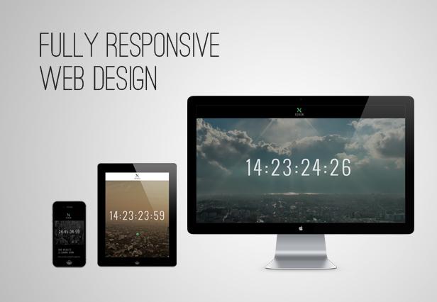 Fully responsive web design