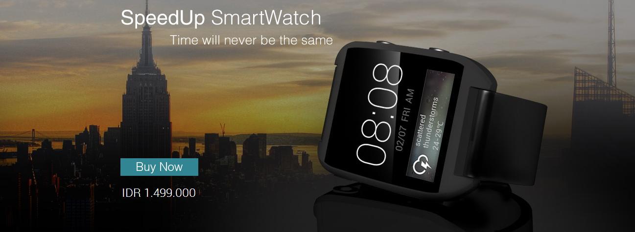 SmartWatch นาฬิการะบบปฏิบัติการแอนดรอย์พร้อมลุยตลาดแล้ว ...