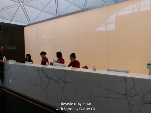 Review Cathay Pacific airline business class (37)