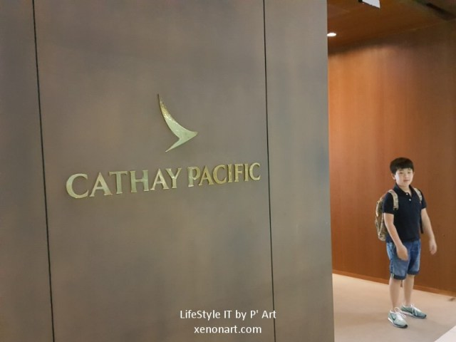 Review Cathay Pacific airline business class (63)