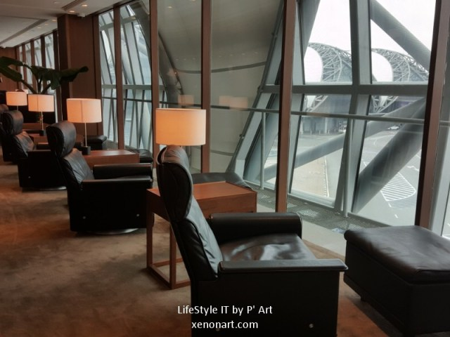 Review Cathay Pacific airline business class (68)