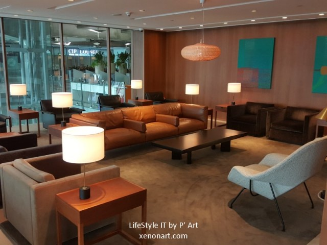 Review Cathay Pacific airline business class (70)