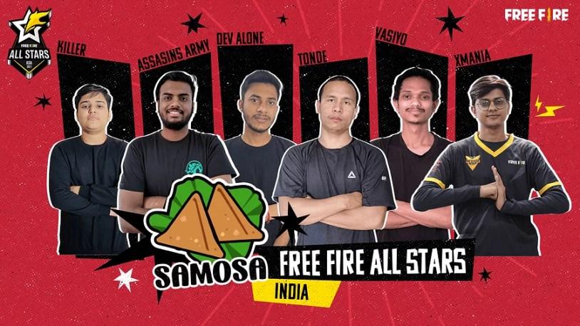 FFAS 2021 Team Samosa