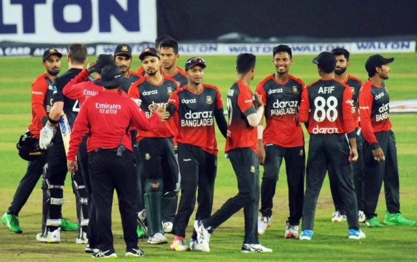 Bangladesh cricket team Australia Series