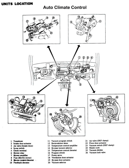 Figure 4-1 Parts To Be Removed