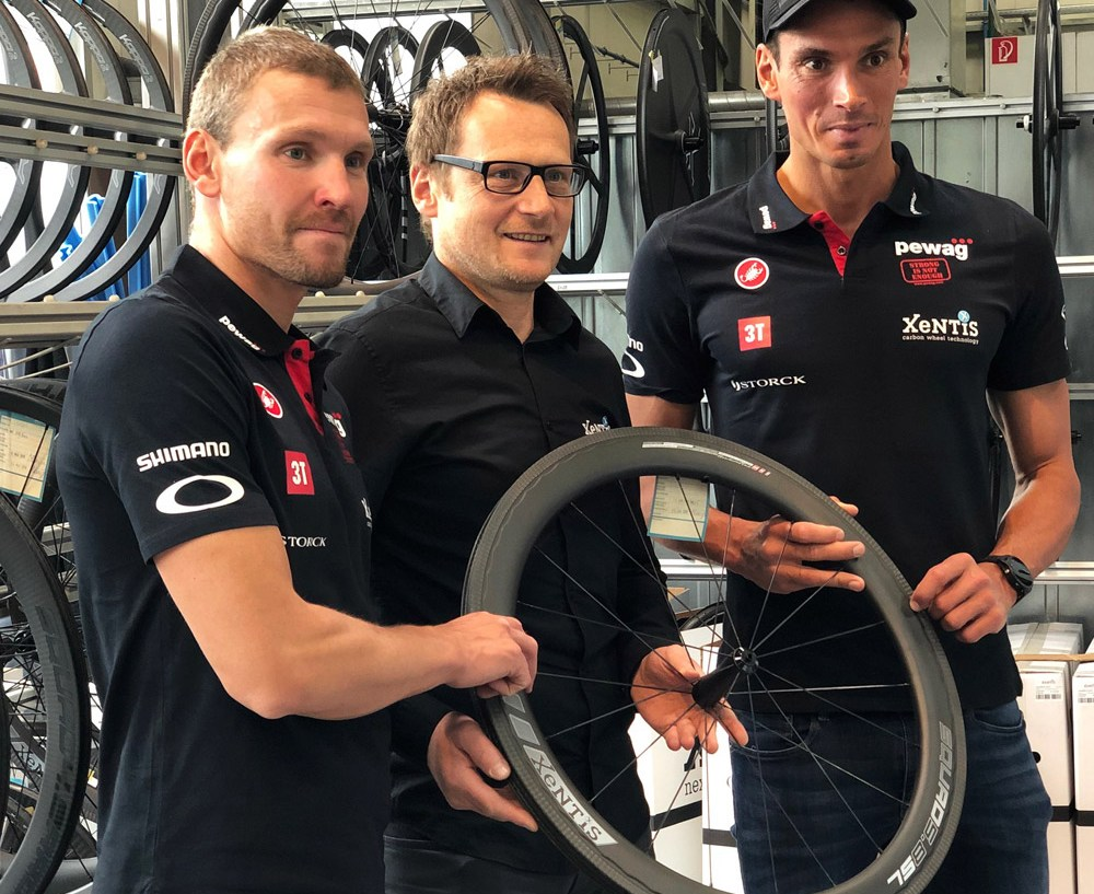 PEWAG Racing Team visits Bärnbach!