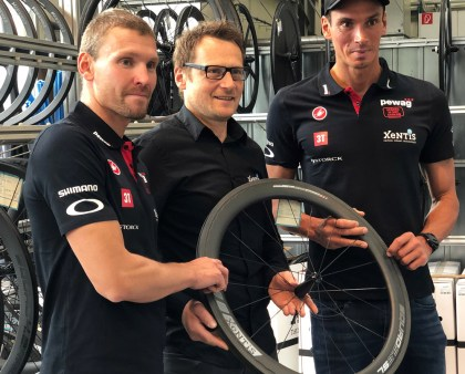 PEWAG Racing Team visits Bärnbach!