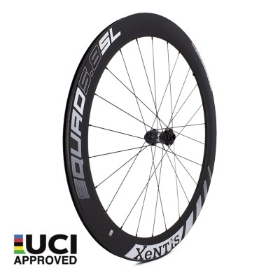 xentis_squad_5_8_sl_white_front_carbon_wheel_UCI_approved