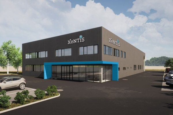 Groundbreaking ceremony at the Austrian carbon specialist XeNTiS