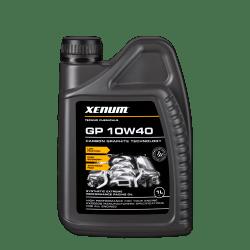 Xenum GPX 10W40 1L bottle