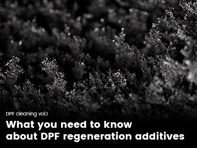 DPF regeneration additives - Xenum Power of Technology