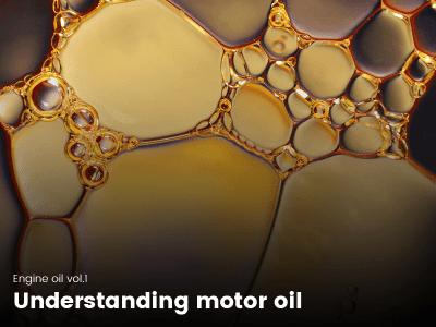Understanding Motor Oil vol.1 image